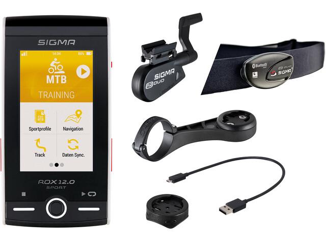 SIGMA SPORT ROX GPS 12.0 Sport Navigationsudstyr hvid